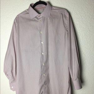 Eton dress shirt 17 1/2